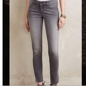 Anthropologie Level 99 lily skinny jeans size 26